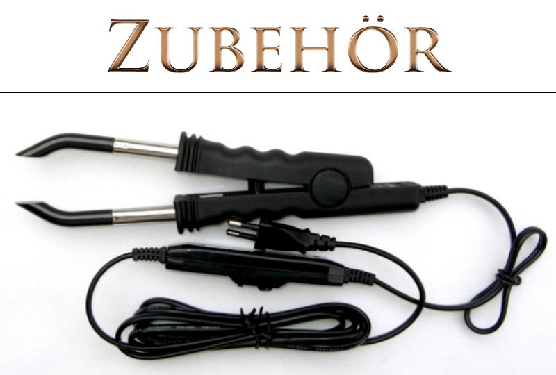 Vitash Wärmezange Hair Connector Wärme Conector Lötkolben für Haarverlängerung Haarverdichtung Bondingzange Extensions Zange