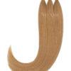 Vitash 25 Keratin Bonding straehnen | Haarverlaengerung | Extensions | Farbe #12 Dunkelgoldblond | 65cm