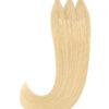 Vitash 25 Keratin Bonding strähnen | Haarverlaengerung | Extensions | Farbe #24 Mittelblond | 65cm