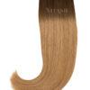Vitash 20 Remy Tape In Extensions Haarverlaengerung Farbe Ombre #2/12 Dunkelbraun-Dunkelgoldblond 50cm