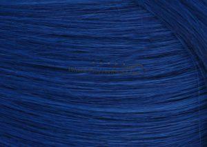 2 indische REMY 100% Echthaar TAPE IN Klebetressen #blau
