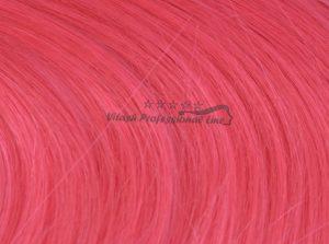 10 Indische REMY 100% Echthaar TAPE IN Klebetressen # pink