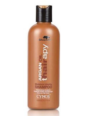 Cynos Argan oil Moisture Vitality Shampoo 240 ml
