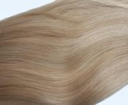 Echthaar Indisch Tape IN Klebetressen Haarverlängerung