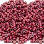 Microringe für Haarverlaengerung | 05,g Strähnen | Farbe Burgundy Rot 100 stück | Vitash
