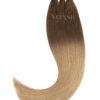 Vitash 25 Keratin Bonding strähnen | Haarverlaengerung | Extensions | Farbe Ombre Balayage #A | 55cm