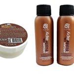 Vitash Reise Set Argan Öl Shampoo Haar Kur Haarmask Spülung conditioner argan oil Marokkan Argan öl Hair Extensions Pflegemittel Haarverlängerung Pflegeprodukte