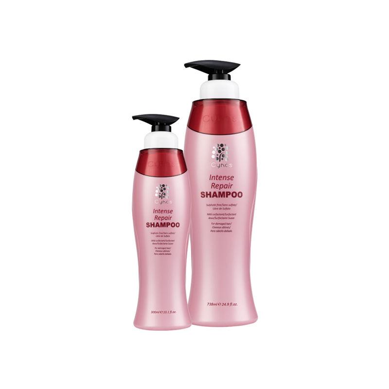 Cynos Intense Repair Shampoo für geschädigtes Haar / 300 ml
